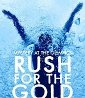 Rush for the Gold: Mystery at the Olympics by John Feinstein