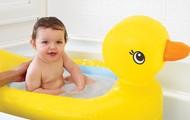 Munchkin Duck Bathtub