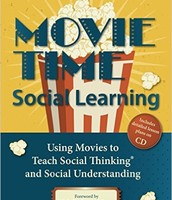 New Group Lesson Book - Movie Time Social Learning