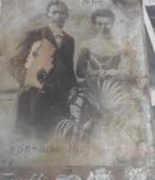 Мій пра-пра-пра дідусь Ілля з дружиною гречанкою Розалією