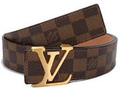 brown and lv belt is now available in 20% off and now in 640 rupees