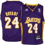 Kobe Bryant's jersey