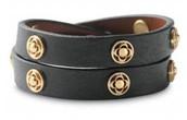 Signature Clover Wrap Bracelet