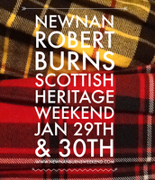 Learn about the Newnan Burns Weekend taking place in January