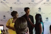 Red Carpet Interviews