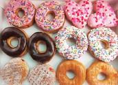 Mad Minutes Doughnuts