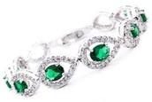 Green Diamond back