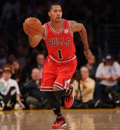 Derrick on the Chicago Bulls