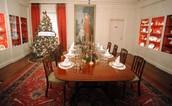 China Room on Christmas