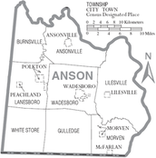 We are Anson County!