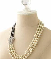 Daisy Pearl necklace was £100 NOW £50!