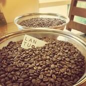 新鮮烘焙咖啡豆