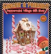 Peppermint Village Christmas Shop