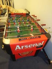 Arsenel Football table