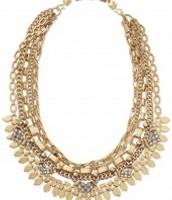 Gold Sutton Necklace- Regular price $128, sale price $45