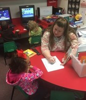 Guided Reading & iStation in Mrs. Dawson's class!!