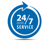 24x7 Service Available