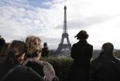 Terrorist attacks have less impact on investors