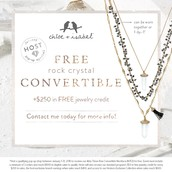 Want to Earn Free Jewelry??