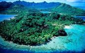 The Islands Around