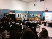 Clinic with Bulgarian Composer, Dr. Peeva!