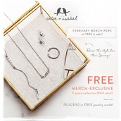 Merch Perk @ $1500 in sales