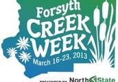 Forsyth County Creek Week