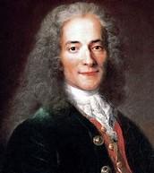 Voltaire'i Portree