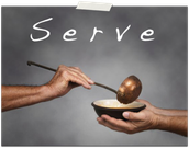 The ability to serve others