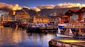 Curso de 4 semanas em Cidade do Cabo - Africa do Sul