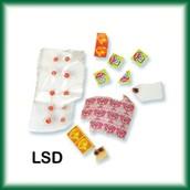 Forms of LSD