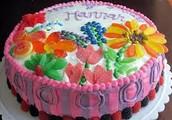 Candy ,Cake