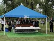 Interment or Burial