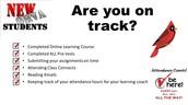 New Student Checklist!