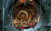 Cómo hacían los ingenieros para alinear las tuneladoras