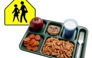 School Lunch...