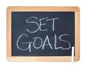 Set Goals: