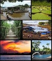 Lugares turisticos ...