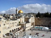 this is a picture of there common holy site