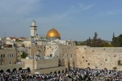 Breakfast and Tour in Jerusalem--Sunday a.m.-July 10