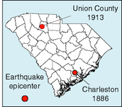 Earthquake of 1886