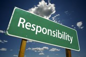 Who's responsibility is is?