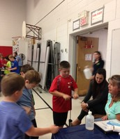 Learning about weather with PTA and COSI