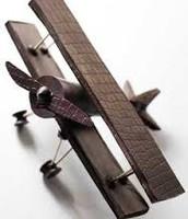 chocolate plane!