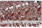 Our amazing cheerleaders!