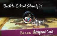 Back to School already!