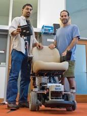 What is an autonomous wheelchair?