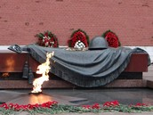 Москва. Памятник неизвестному солдату.