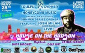 Featuring Josh Milan & his Band LIVE at House on the Hudson