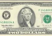 2 dollarit.